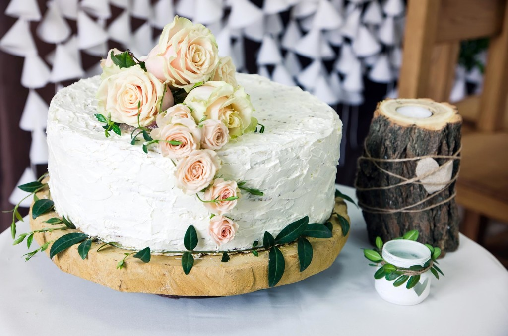 Преимущества заказа свадебного торта
