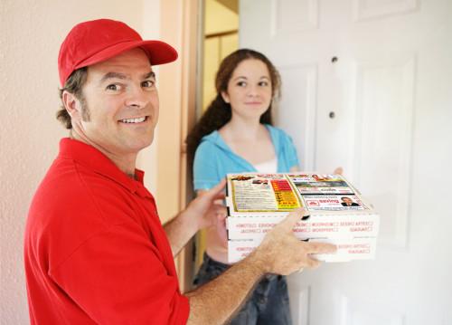 Заказ пиццы на дом
