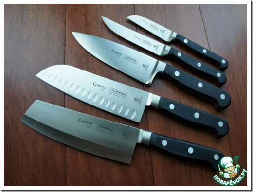 Особенности выбора рукояти ножа