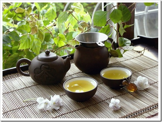 Другие не менее важные критерии заваривания зелёного чая