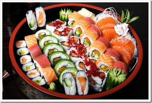 Кардинальные отличия между суши и роллами
