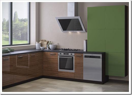 Виды посудомоечных машин по расположению