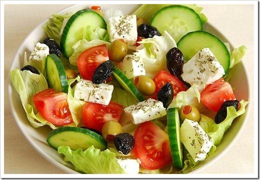 Ингредиенты, которые потребуются для выполнения салата