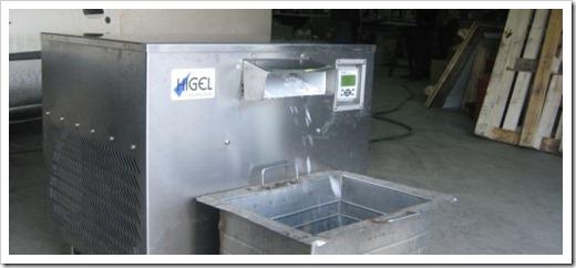 Различные размеры льдогенераторов