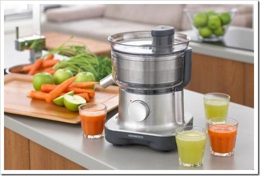 Возможности кухонного комбайна - приготовление сока