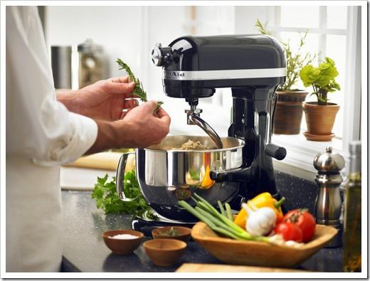 Возможности кухонного комбайна