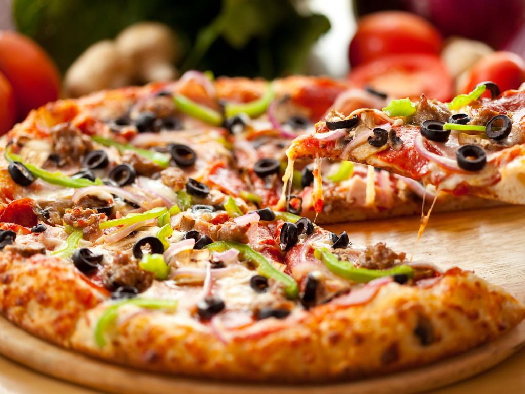 Рецепт основы для пиццы как в пиццерии?