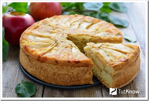 Ингредиенты, которые потребуются для пирога