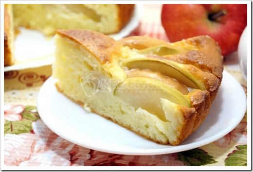 Выпекаем вкусный яблочный пирог