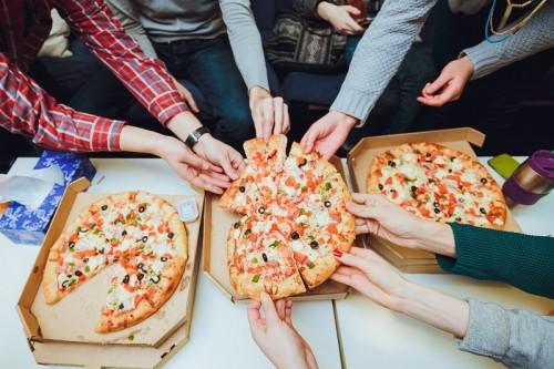 какую пиццу заказать
