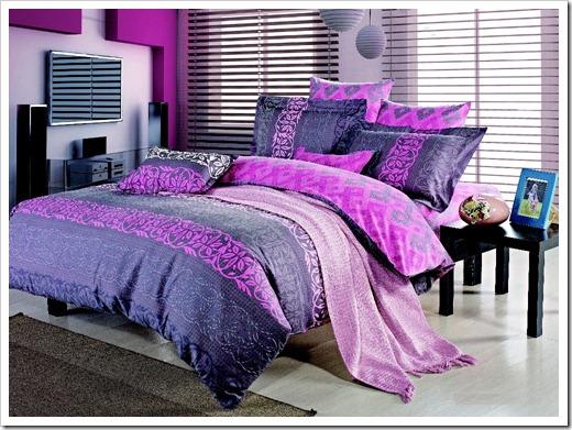 Наиболее распространённые материалы для постельного белья