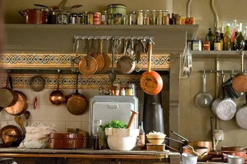 Что относится к кухонному инвентарю