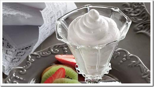 Ингредиенты, которые потребуются для приготовления крема