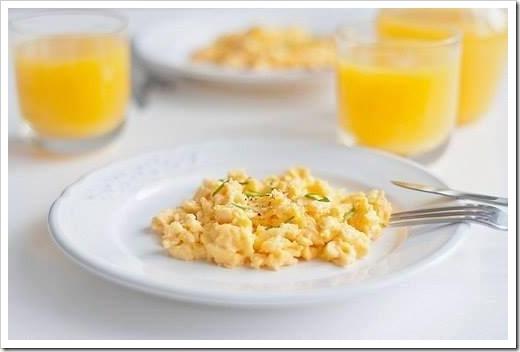 Яйца-крэмбл