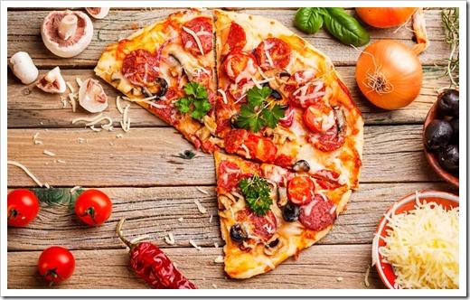 Как сэкономить на приобретении пиццы?