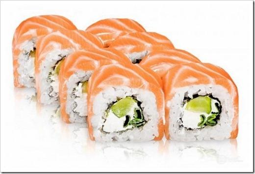 Вся суть суши и роллов