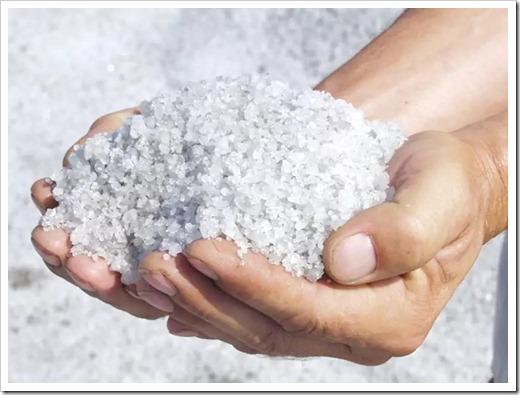 Эксперименты с солью до добра не доведут…