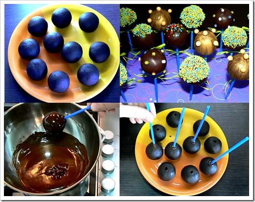 Круглые мини-пирожки