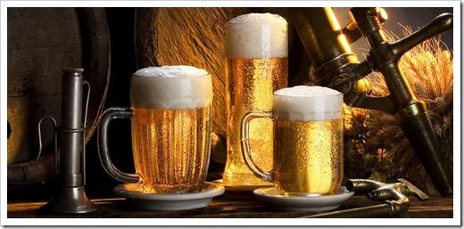 О хранении пива