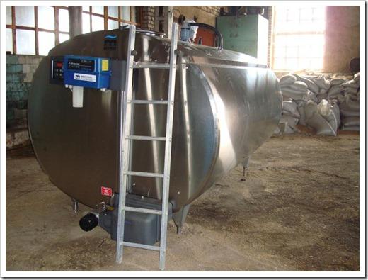 Принципы работы охладителя молока