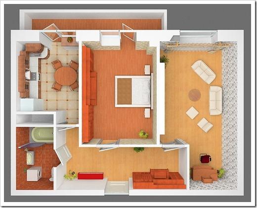 Плюсы и минусы двухкомнатной квартиры
