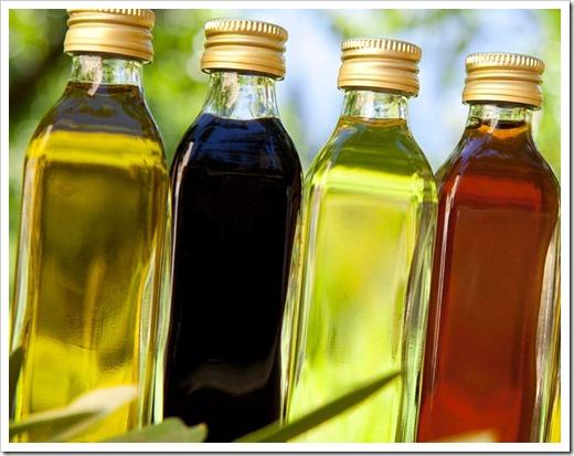 Разновидности масла на растительной основе