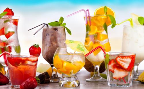 Какие коктейли можно сделать дома