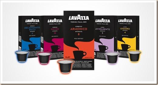 Особенности итальянского кофе  Lavazza