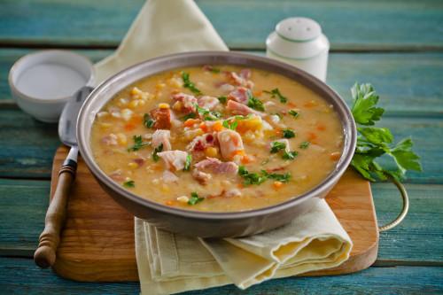 Какой самый вкусный суп