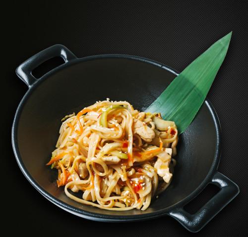 Что такое суши вок