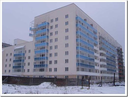 Среднестатистические расценки на трёхкомнатное жильё