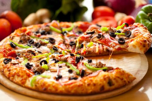 Виды итальянской пиццы
