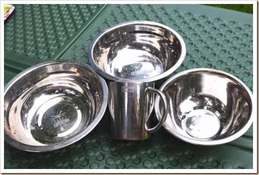 Особенности и преимущества металлической посуды
