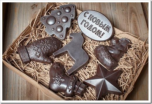 Можно ли сделать фигурки из шоколада самостоятельно?