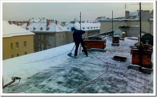 Принципиальный подход к борьбе со снежными заносами