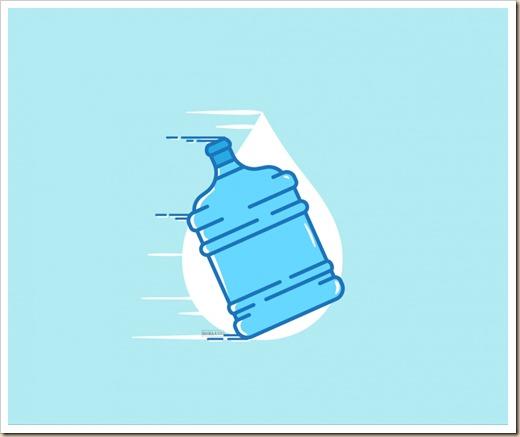 Доставка воды в Москве