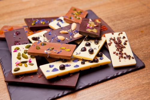 Как сделать шоколад ручной работы
