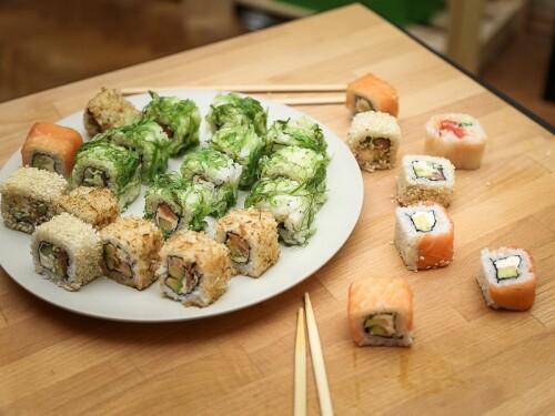 Что заказать из еды на дом