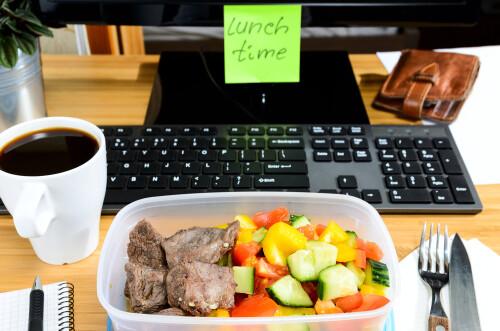 Что заказать на обед в офис