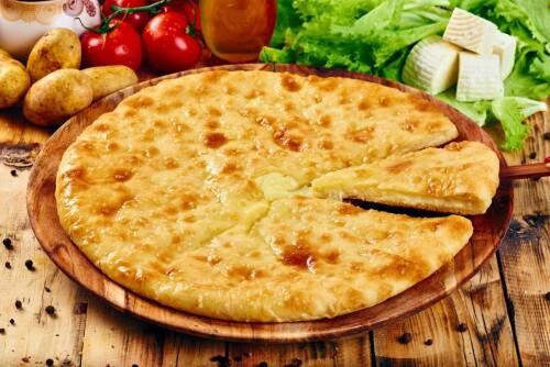 Как испечь осетинский пирог