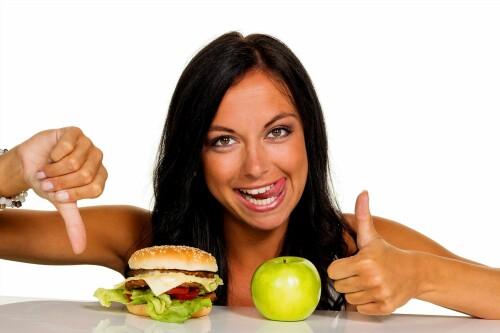 Что едят при правильном питании