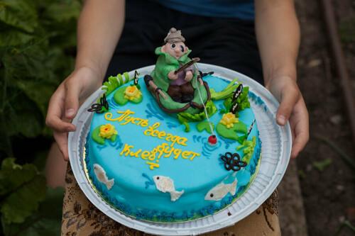 Какой торт заказать мужу на День рождения