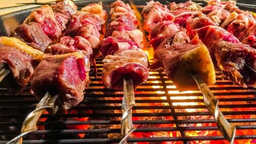 Из какого мяса самый вкусный шашлык