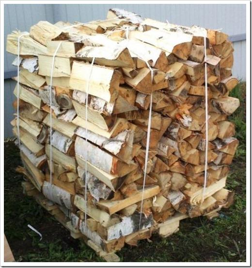 Вес дров для конкретного уровня влажности