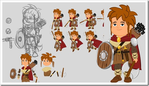 Принципы создания 2D мультипликации в анимационной студии «Телепорт»