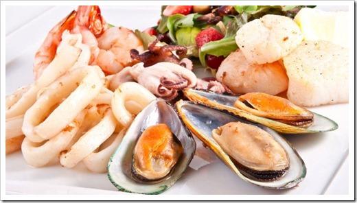 Самые востребованные морепродукты Дальнего Востока