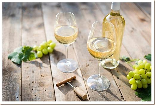 Польза сухого белого вина