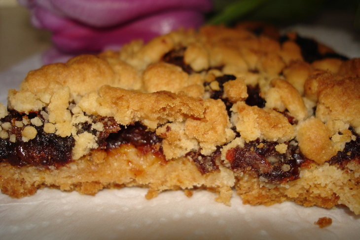 Пирог из фиников рецепт